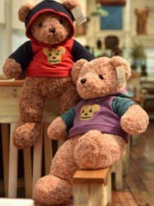 فروش عروسک خرس