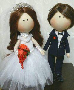 پخش انواع عروسک روسی عروس و داماد